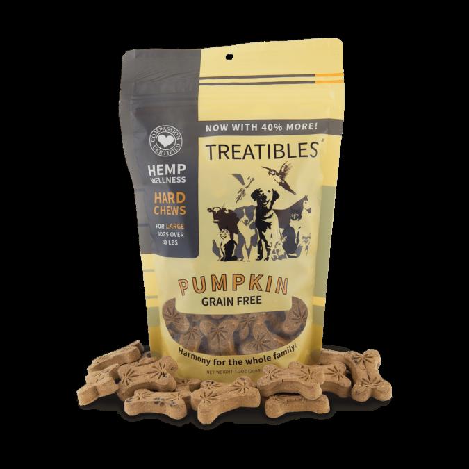 Treatibles-Hemp-Oil-Pet-Chews-675x675 10 of Best CBD Treats for Pets