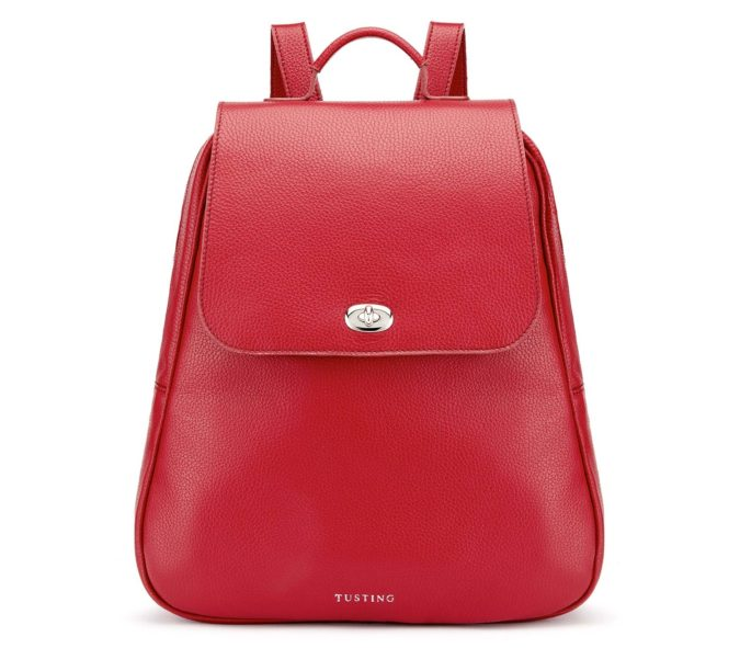 Tusting-Eliza-Large-Ruby-backpack-1-675x591 15 Most Creative Handbag Designers in the UK