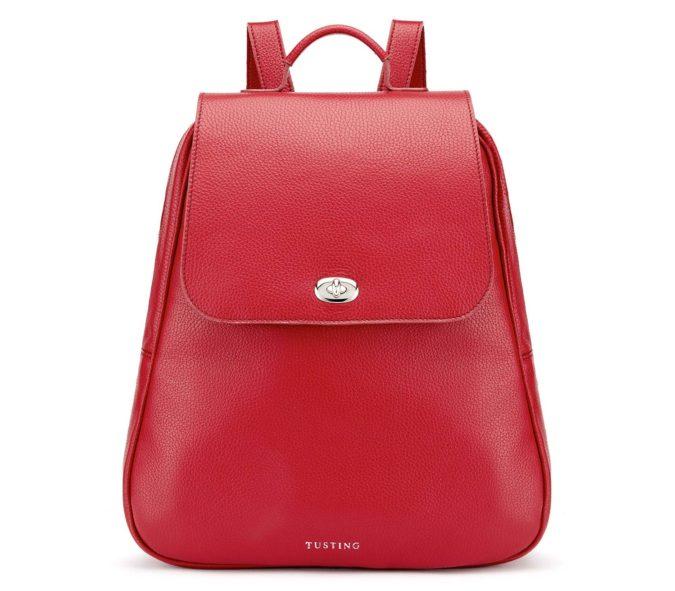 Tusting-Eliza-Large-Ruby-backpack-1-675x591 15 Most Creative Handbag Designers in the UK
