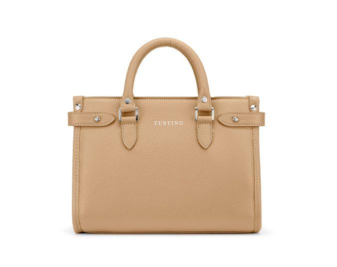 Tusting-Kimbolton-Minil-Cashew-Pebblestone-handbag-675x535 15 Most Creative Handbag Designers in the UK
