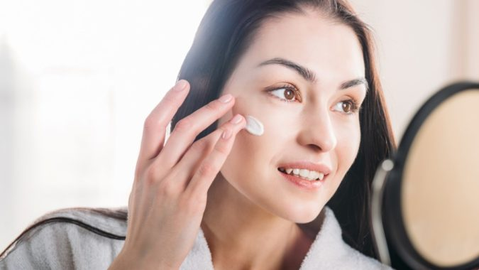 applying-facial-cream-675x380 6 Beauty Trends You Have to Try