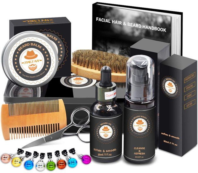 beard-grooming-kit-675x592 12 Most Awesome Valentine's Day Gifts for Him 2020