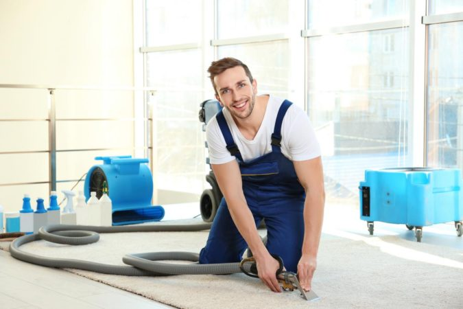 deep-cleaning-your-carpet-675x450 How to Clean a Carpet