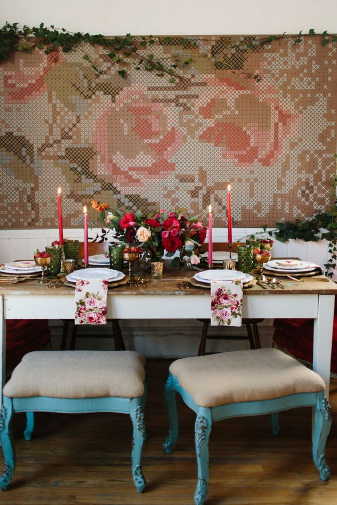 floral-textiles-675x1012 30+ Most Creative Valentine's Day Ideas & Trends for 2020
