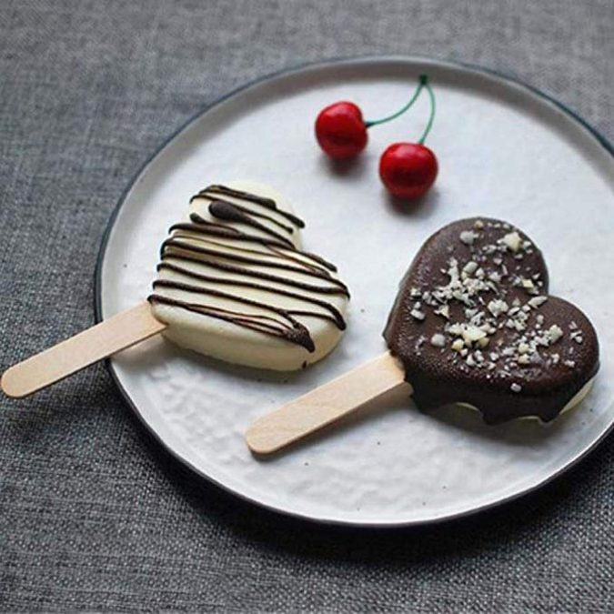 heartshaped-ice-cream-pops-1-675x675 30+ Most Creative Valentine's Day Ideas & Trends for 2020