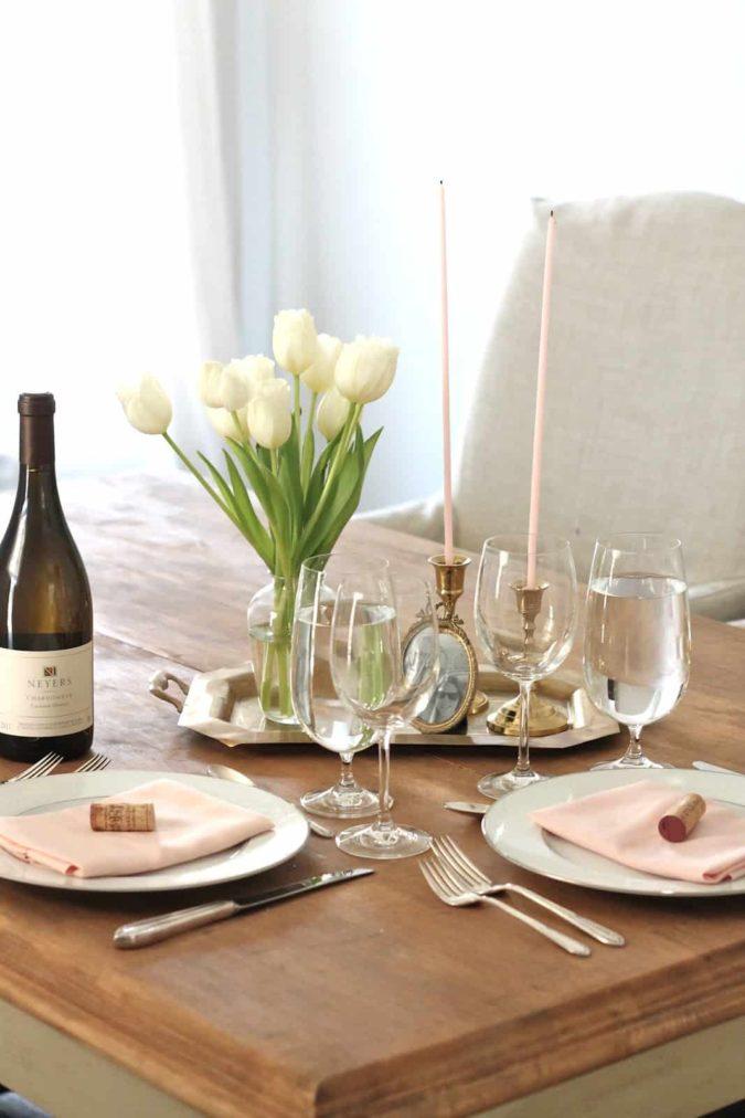 minimalist-decor-675x1012 30+ Most Creative Valentine's Day Ideas & Trends for 2020