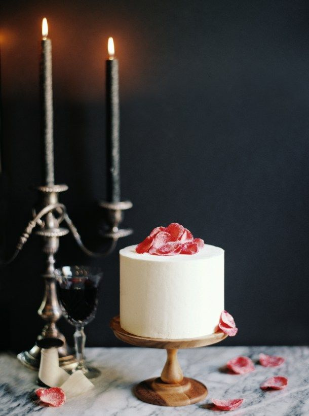 vanilla-rose-cake.-2 30+ Most Creative Valentine's Day Ideas & Trends for 2021