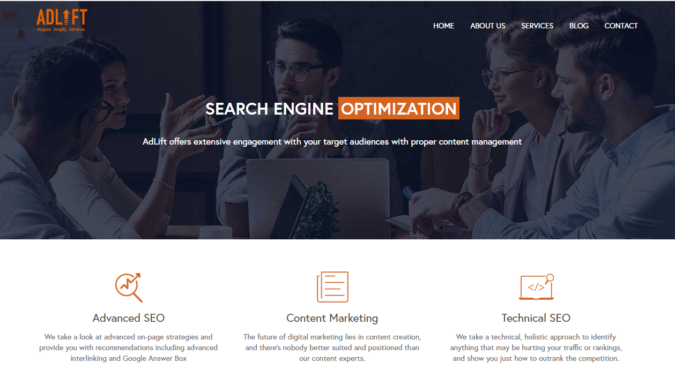 Adlift-screenshot-675x370 Top 75 SEO Companies & Services in the World