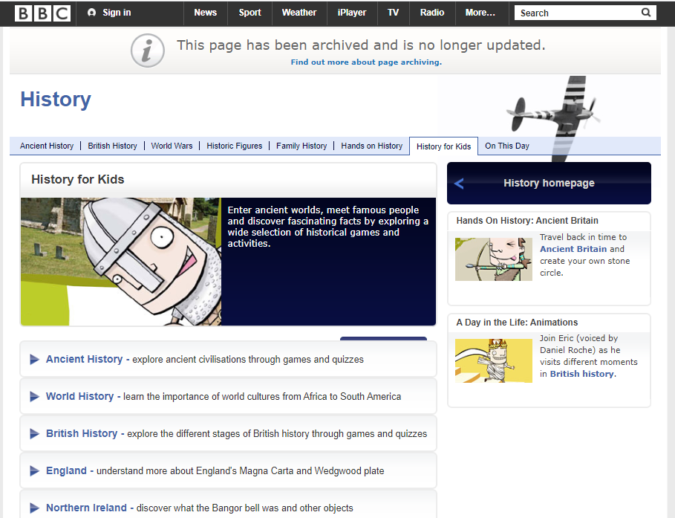 BBC-screenshot-675x518 Top 50 Free Learning Websites for Kids in 2020