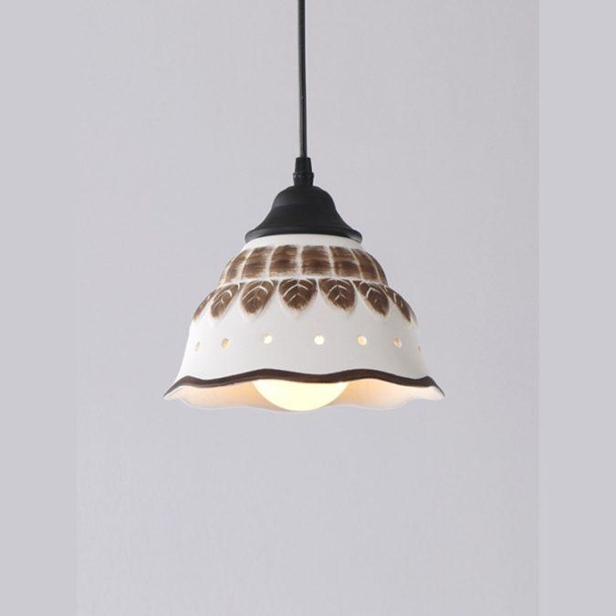 Bedroom-Decor-ceramics-pendant-ceiling-lamp-675x675 15 Hottest Ceiling Lamp Ideas for Teens' Bedrooms in 2021