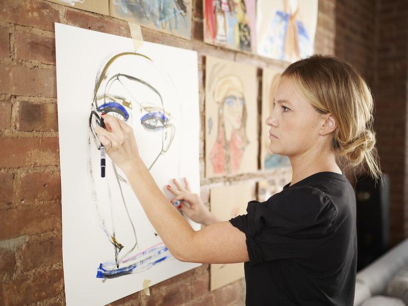 Blair-Breitenstein.-1-e1584357286456 20 Most Creative Fashion Illustrators in The USA