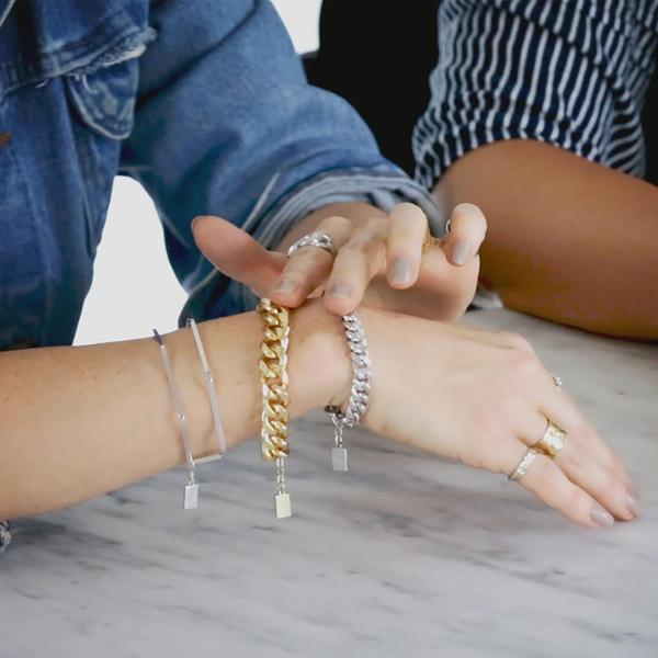 Bracelet-Stacking.-1 Bracelet Stacking: 4 Best Tips on How to stack Bracelets