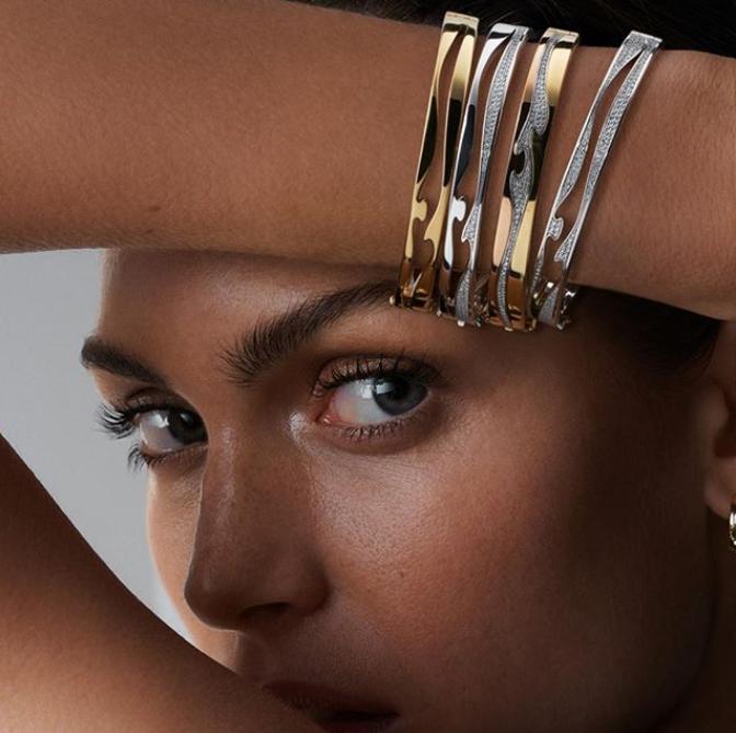 Bracelet-Stacking Bracelet Stacking: 4 Best Tips on How to stack Bracelets