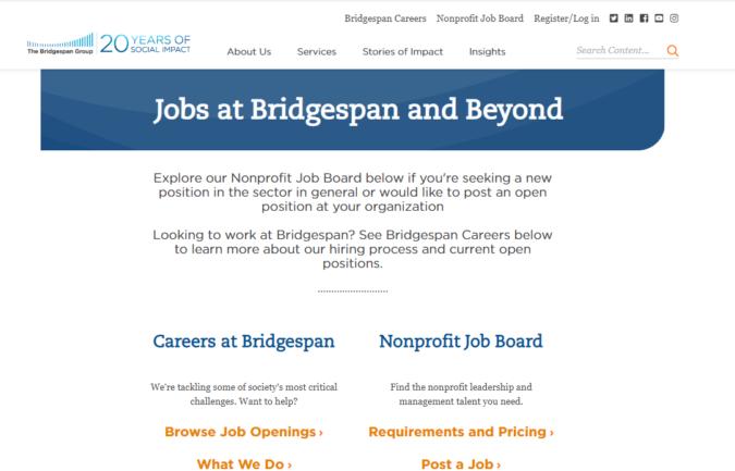 Bridge-Span-screenshot-675x433 Best 50 Online Job Search Websites