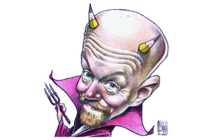 Bruce-MacKinnon-cartoon-675x451 Top 20 Most Famous Cartoonists in The World 2020