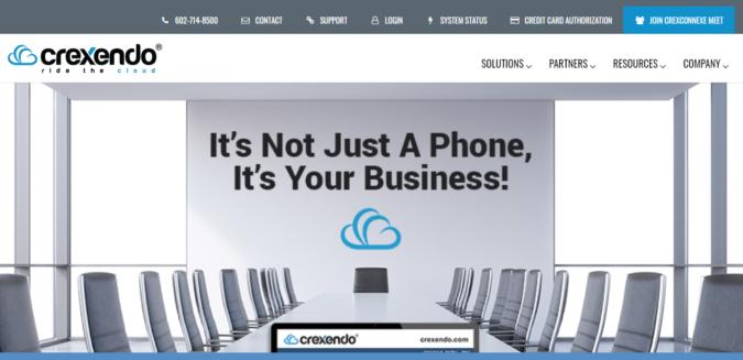 Crexendo-screenshot-675x327 Top 75 SEO Companies & Services in the World