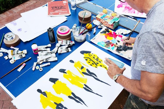 Donald-Robertson..-675x450 20 Most Creative Fashion Illustrators in The USA