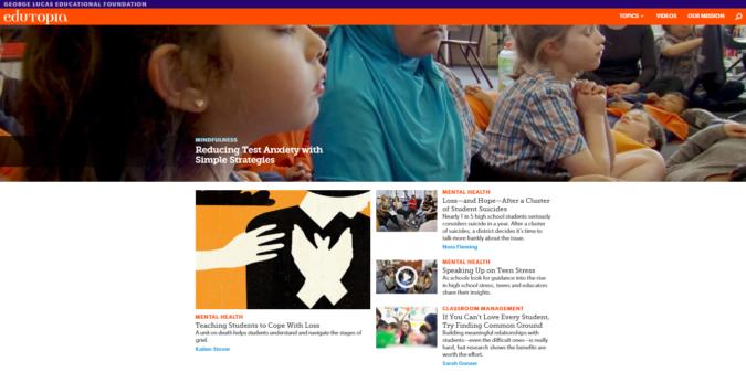Edutopia-screenshot-675x347 Top 50 Free Learning Websites for Kids in 2020