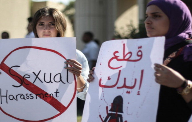 Egypt-protests-against-violence-against-women-675x428 Top 10 Most Dangerous Countries for Women in the World