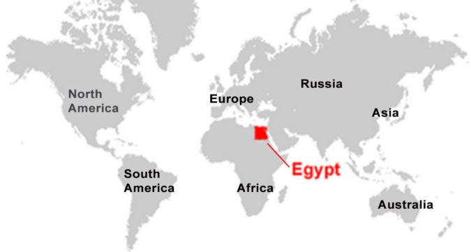 Egypt-world-map-675x361 Top 10 Most Dangerous Countries for Women in the World
