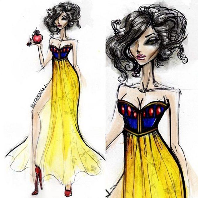 Eli-San-Juan-illustrator.-675x675 20 Most Creative Fashion Illustrators in The USA