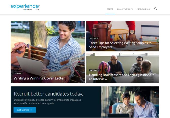 Experience-screenshot-675x470 Best 50 Online Job Search Websites