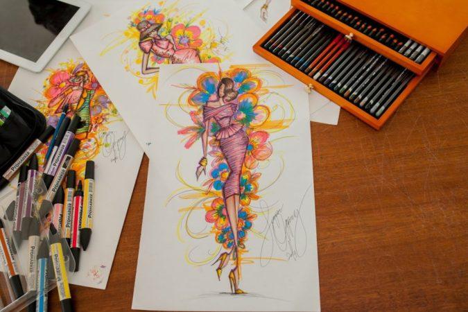 Fashion-Illustrators-675x450 20 Most Creative Fashion Illustrators in The USA