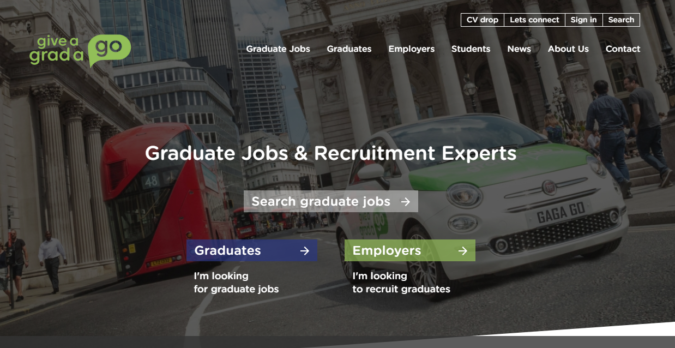 Give-A-Grade-A-Go-screenshot-675x348 Best 50 Online Job Search Websites