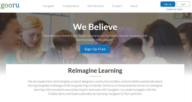 Gooru-screenshot-675x358 Top 50 Free Learning Websites for Kids in 2021