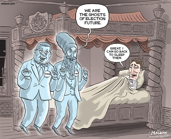 Graeme-Mackay-cartoon-3 Top 20 Most Famous Cartoonists in The World 2020