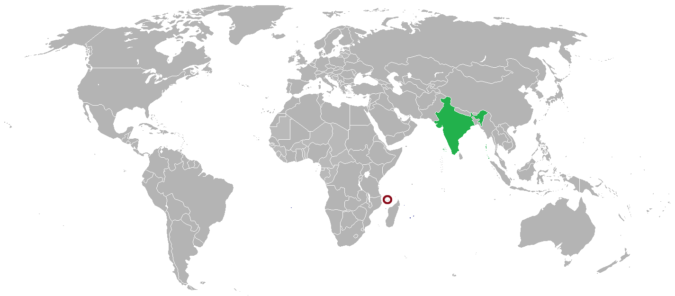 India-workd-map-675x296 Top 10 Most Dangerous Countries for Women in the World