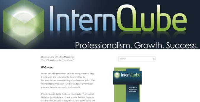 InternQube-screenshot-675x345 Best 50 Online Job Search Websites