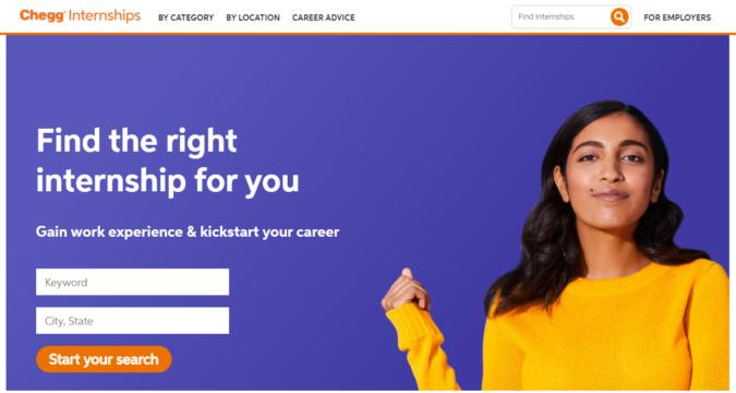 Internship-screenshot-675x360 Best 50 Online Job Search Websites