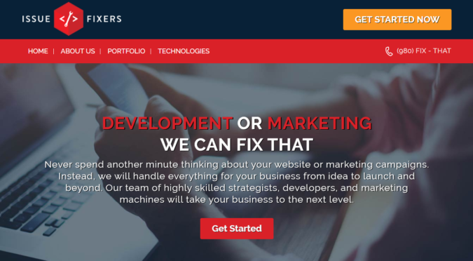 Issue-Fixers-screenshot-675x372 Top 75 SEO Companies & Services in the World