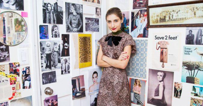 Jenny-Walton-1-675x354 20 Most Creative Fashion Illustrators in The USA
