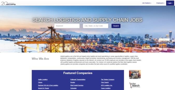 Jobs-in-Logestics-screenshot-675x348 Best 50 Online Job Search Websites
