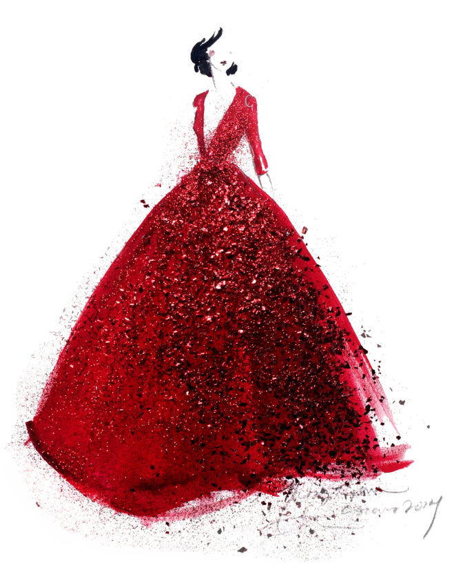 Katie-Rodgers.-1-675x842 20 Most Creative Fashion Illustrators in The USA