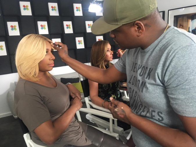 Keita-Moore-2-675x506 Top 25 Most Famous Makeup Artists in The USA