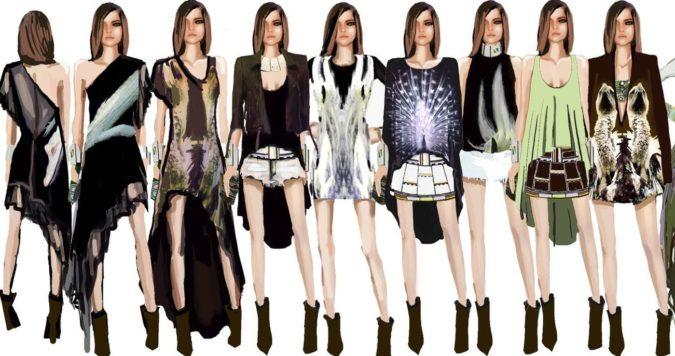 Leila-Shams-art.-675x356 20 Most Creative Fashion Illustrators in The USA