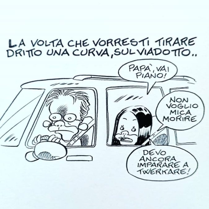 Leonardo-Ortolani-cartoon-4-675x675 Top 20 Most Famous Cartoonists in The World 2021
