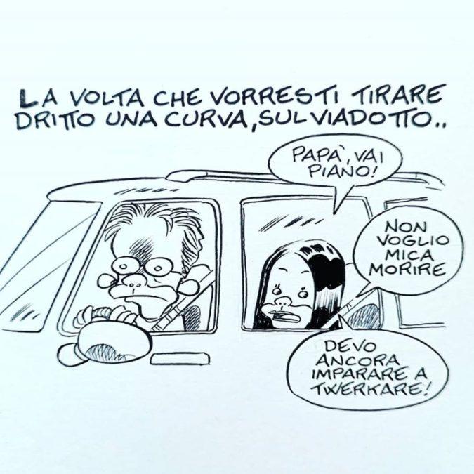 Leonardo-Ortolani-cartoon-4-675x675 Top 20 Most Famous Cartoonists in The World 2021