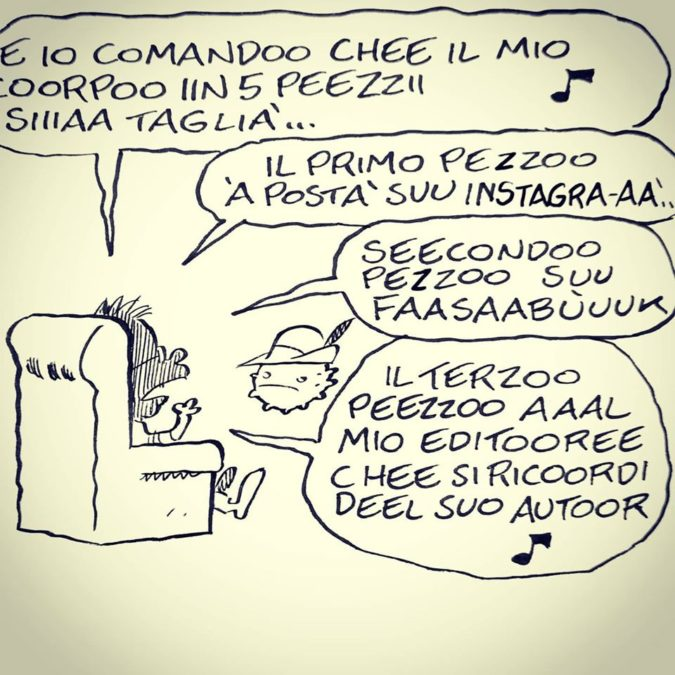 Leonardo-Ortolani-cartoon-675x675 Top 20 Most Famous Cartoonists in The World 2020