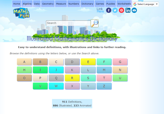 Math-is-Fun-screenshot-675x468 Top 50 Free Learning Websites for Kids in 2021