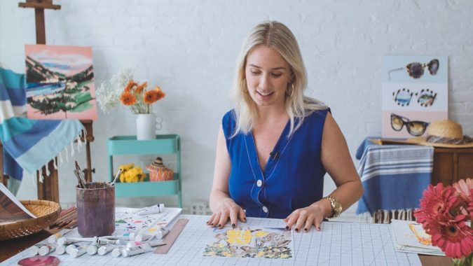 Meagan-Morrison-1-675x380 20 Most Creative Fashion Illustrators in The USA