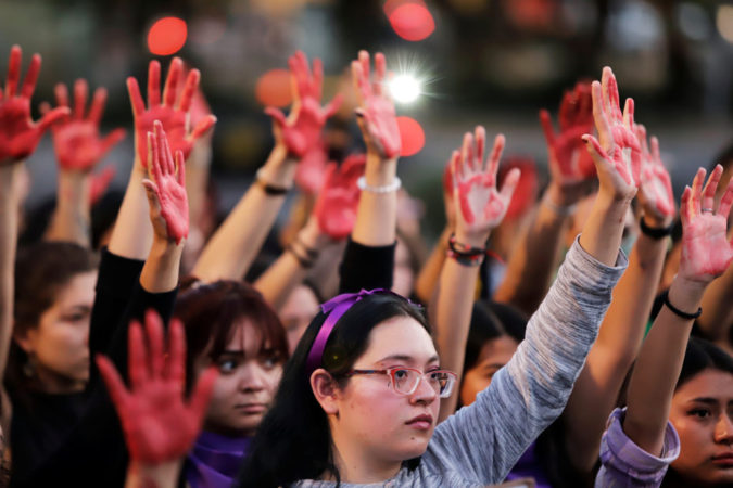 Mexico-violence-against-women-Femicide-Protests-in-Puebla-675x450 Top 10 Most Dangerous Countries for Women in the World