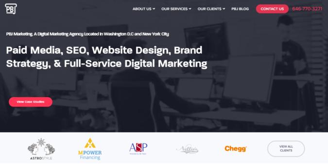PBJ-screenshot-675x339 Top 75 SEO Companies & Services in the World