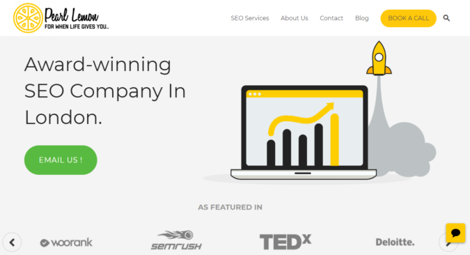 Pearl-Lemon-screenshot-675x366 Top 75 SEO Companies & Services in the World
