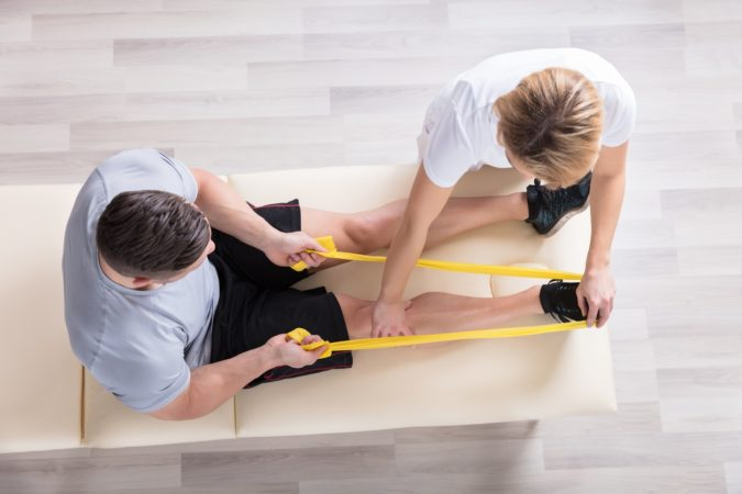 Physical-Therapy-675x450 How to Get Back to Routine After a Car Accident