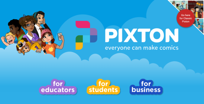 Pixton-screenshot-675x345 Top 50 Free Learning Websites for Kids in 2021