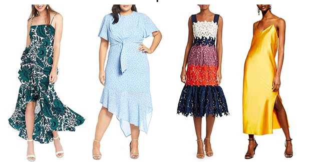 Purewow Be the Best-Dressed Guest – What to Wear to Spring Weddings